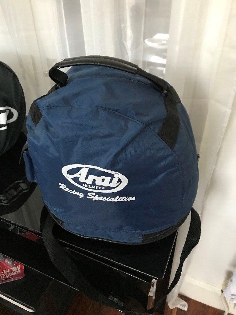 1827079bfb Arai Helmet Bag Non Fleece Lined