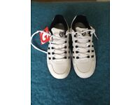 K-Swiss tennis shoes - new, size 6
