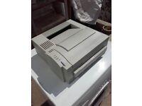 Laser printer b/w