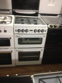 New world 55cm gas cooker