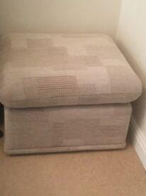 G Plan footstool