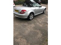 Mercedes SLK 2006 Luxury hardtop convertable AUTO, SPORT, TOP SPEC low milage, full history BARGAIN