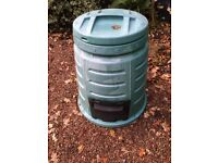 Compost bin- used but in good condition