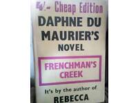Frenchmans creek.Daphne Du Mauriers novel.