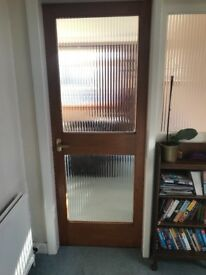 Wanted 2x Internal Glass doors - 1970s style from Betts houses