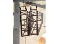 Used car ramps bought as seen