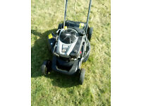 "Victa 6hp 22"" cut self propelled petrol lawnmower mower"