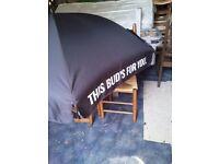 Only 1 great Budweiser garden umbrella
