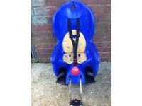 Hamax reclinable bike seat