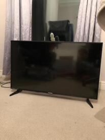 "43"" BLAUPUNKT HD TELEVISION 1080p"