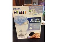 Avent Electric Steriliser (unused)