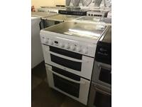 60 CM WIDE INDESIT ELECTRIC COOKER WITH GUARANTEE 🇬🇧🇬🇧🇬🇧