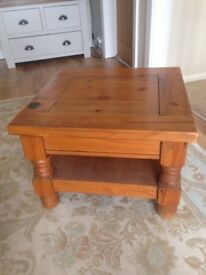Pine Side Tables