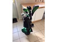 Full Golf set Hippo clubs