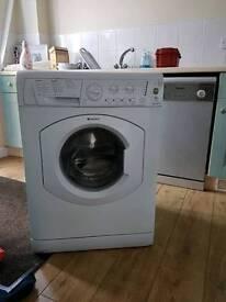 HOTPOINT Washing machine white