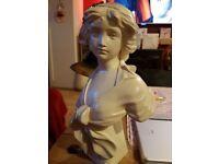 'Mimi' Bust - Art Nouveau
