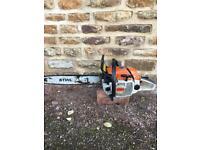 Stihl 028 av super chainsaw.
