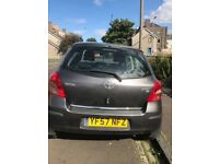 Toyota Yaris in good condition