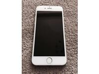IPHONE 6 SILVER 16gb ON VODAFONE & LEBARA NETWORK, IN EXCELLENT CONDITION