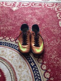 Nike Mercurials Size 7 Trainers