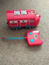 Chuggington radio controlled Wilson