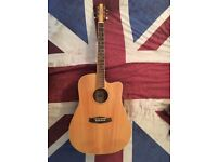 Tanglewood Nashville IV Acoustic guitar - mint conditions