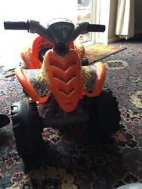 Quad bike (used) £2