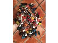 Huge job lot 120 + nail varnishes/polishes OPI China Glaze Zoya Models Own Nails Inc Orly Mavala etc