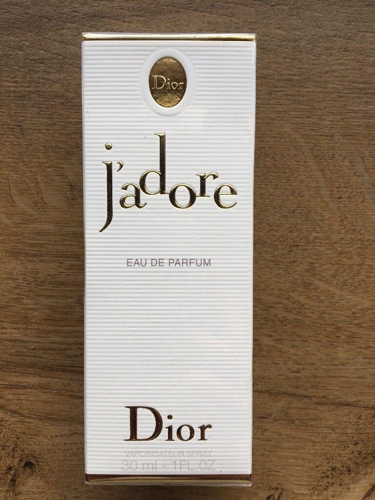 Dior Jadore Eau de Parfum 30ml Boxed and Sealed