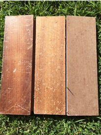 2m2 reclaimed parquet flooring
