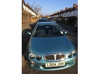 Rover 25 for sale - for parts or for someone who can fix an otherwise good little car