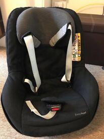 Maxi cosi 2 wayfix car seat