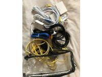 Joblot of wires