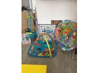 Fisher Price baby bouncer plus more