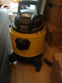 Professional vacuum