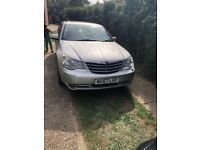 Chrysler Sebring Limited 170 2360cc Petrol Automatic 4 door saloon 57 Plate 2007 Silver
