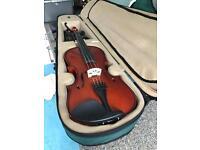 Antoni AVC30 Violin in case