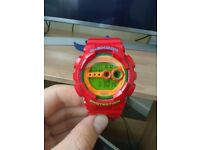 G SHOCK GD-100HC CRAZY COLOURS
