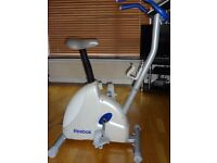Exercise Bike - Reebok Fusion