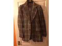 1960s Mens Vintage George Street Suit