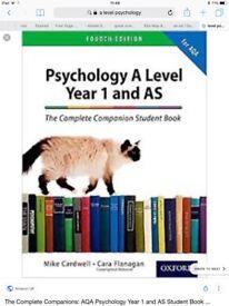 A level Psychology books