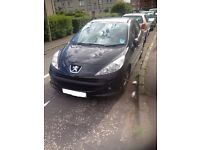 Peugeot 207 2008 model for sale!! £30 a year road tax.... £1850ono
