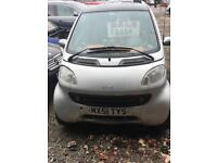 2001 51 Smart Car Lhd