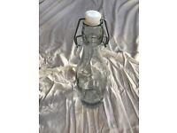 Glass Bottle - 1ltr