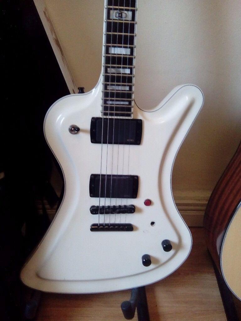 First Act Delgada Custom Shop Guitar RD