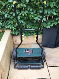 Push lawnmower