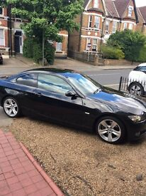 BMW 3 SERIES WITH TINTS & FULL LEATHERS