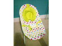Mothercare bouncing cradle