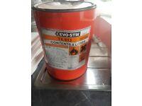 Brand new Evo-Stik adhesive Glue 5 litre