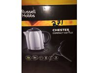 Russell Hobbs Chester Compact Kettle - New URGENT
